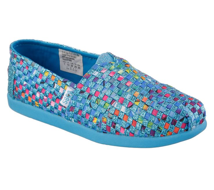 Crocs Medium US Size 4 Flats Shoes for Girls. Find this Pin and more on  cool shoes by katiemarie700. Skechers BOBS WORLD-DREAM WEAVERS ...