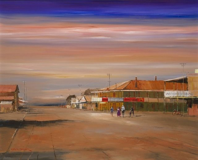 Colin Parker, 'Coolgardie Western Australia,' 2012-2014, Wentworth Galleries