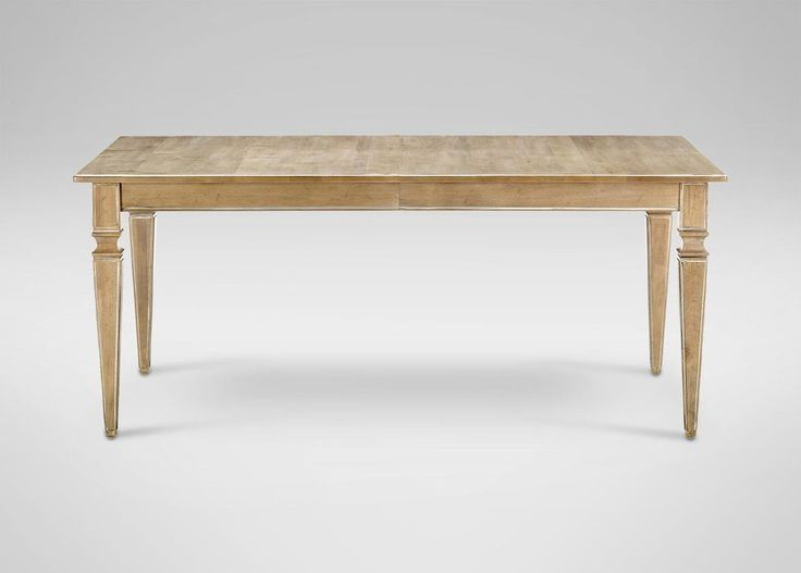 Avery Extension Dining Table - Ethan Allen