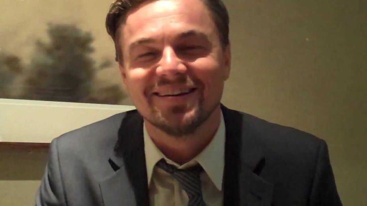 Leonardo DiCaprio on The Wolf of Wall Street After Oscar Lunch