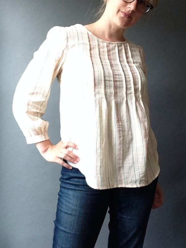 Josephine with sleeves, BABY. | Made By Rae | Bloglovin'