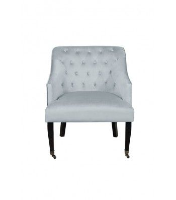 Hollingberry Armchair Silver