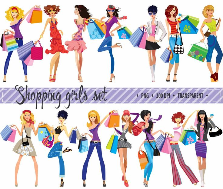 50% OFF SALE Fashion Clip art Shopping clipart Fashion girls clip art Shopping Girl Clipart Lady Style Digital Images Illustration Graphics by ClipArtelier on Etsy https://www.etsy.com/uk/listing/479639945/50-off-sale-fashion-clip-art-shopping