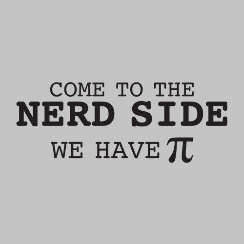 Pi jokes never get old...happy life day!!! SO HER!!!My Burden ❤~ Dre