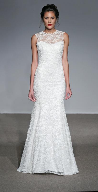 Anna Maier Ulla Maija Couture at BG Bridal. 212-872-8957