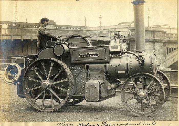traction engine - Google Search