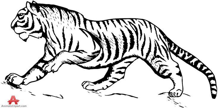 Tiger Black And White Cute Tiger Clip Art Free Clipart Images Clipart Best Clipart Best Clip Art Free Clip Art Free Art