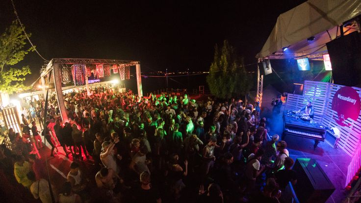Finlandia Less Ordinary Bar • Balaton Sound • 2015