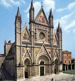 orvieto cathedral - Google Search