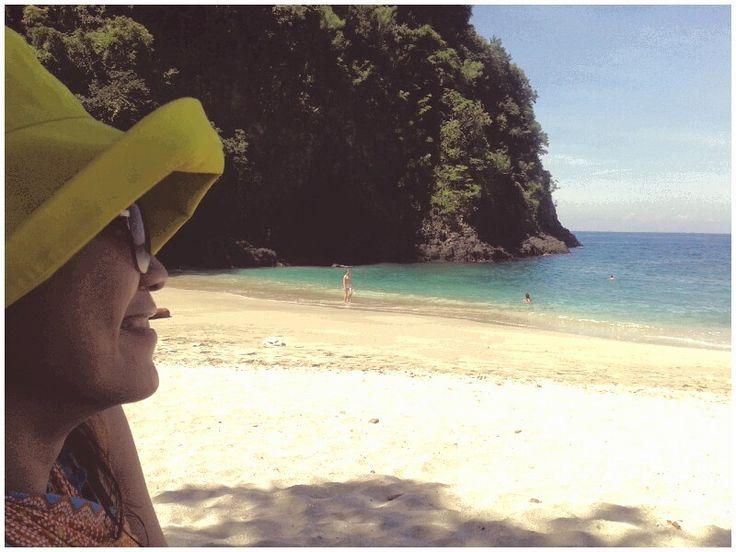 WHITE sand beach , bali