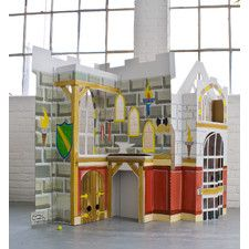 Pop and Play Castle Playhouse