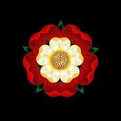 tudor rose tattoo - Google Search