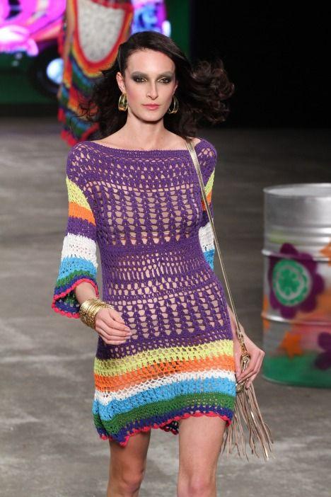 Outstanding Crochet: Rio Senac Fashion Business 2012 - Lix