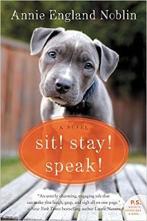 Canadian Bookworm: Sit! Stay! Speak!