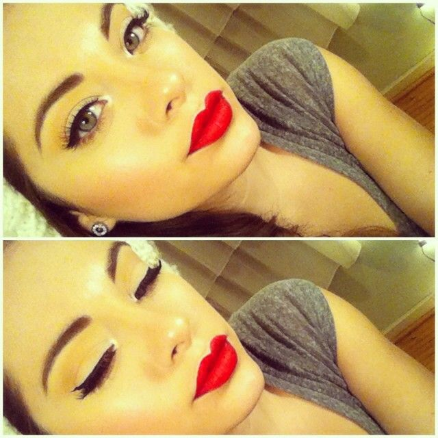 .@stephbusta1 | Classic Holiday Makeup tutorial is uploaded! Go check it out  Details: #an...