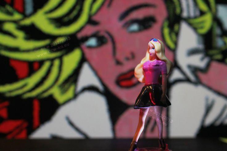Popart by Roy Lichtenstein