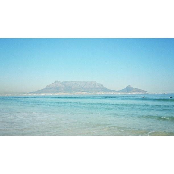 Sunset Beach, Cape Town