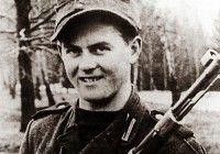 Matthäus Hetzenauer, Austrian sniper with 345 confirmed kills, 1944