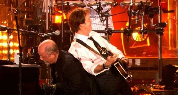 ポール・マッカートニーら伝説のライブを劇場で!「NY ANNIVERSARY LIVE!」特報公開 : 映画ニュース - 映画.com