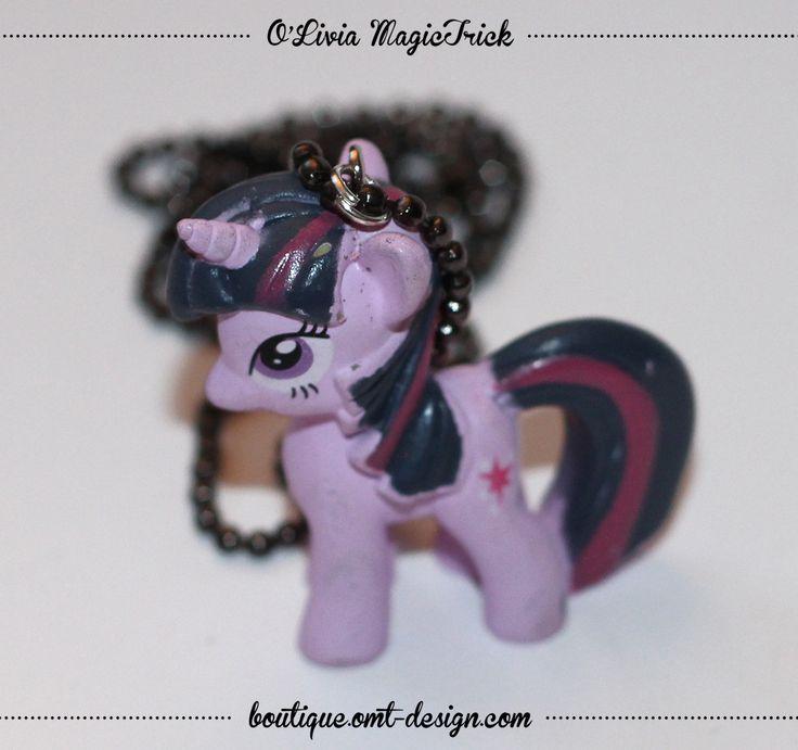 Collier My Little Unicorn collection #002 : Collier par oliviamagictrick
