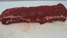 Beef Tenderloin Roasting Chart  Oven 425F to 140F for medium.