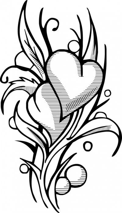 awesome coloring pages for teens foto tattoo design