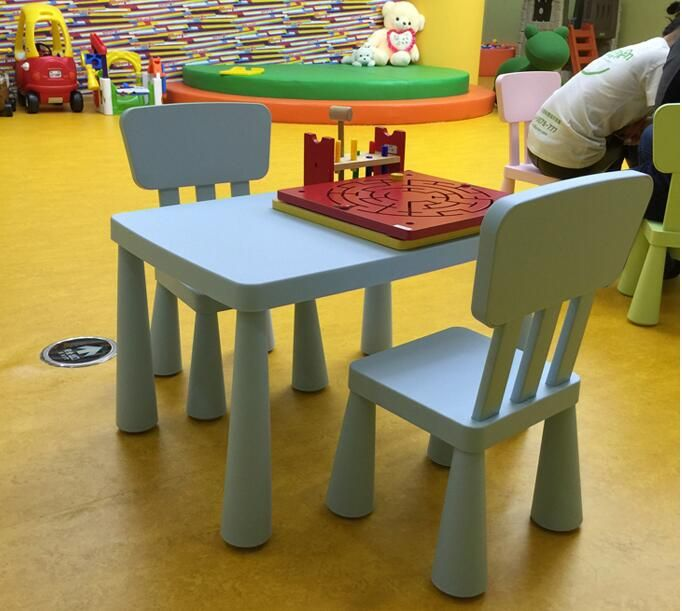 Awesome Children's Play Table And Chair Set