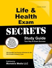Life and Health Insurance License Certification Study Guide 1