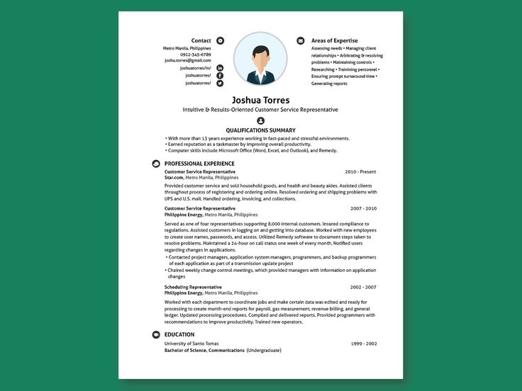 103 best resumes cv images on pinterest philippines resume cv