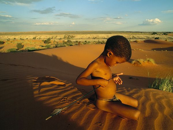 Kalahari Desert   - Explore the World with Travel Nerd Nici, one Country at a Time. http://TravelNerdNici.com