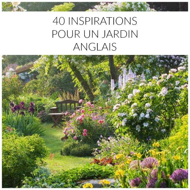25 melhores ideias de jardin anglais no pinterest for Concevoir un jardin anglais