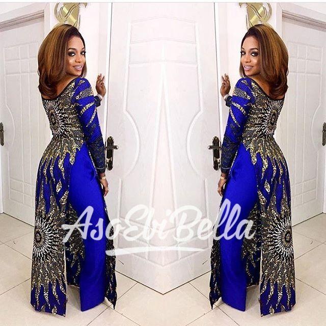 BellaNaija Weddings presents #AsoEbiBella – Vol. 180 – The Latest Aso Ebi Styles