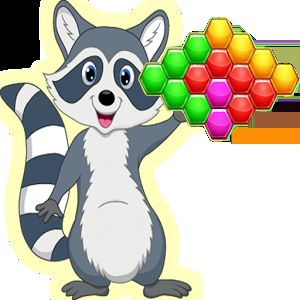 we are tryng to help a young developer, please give it a try and make a review :)  A great logical game  https://play.google.com/store/apps/details?id=com.dpoint.raccoon