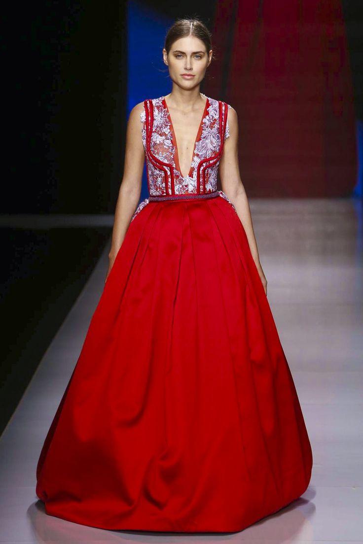 Mireille Dagher Ready To Wear Spring Summer 2016 Dubai - NOWFASHION