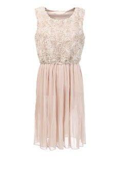 Bielle Pink Rosebud Dress