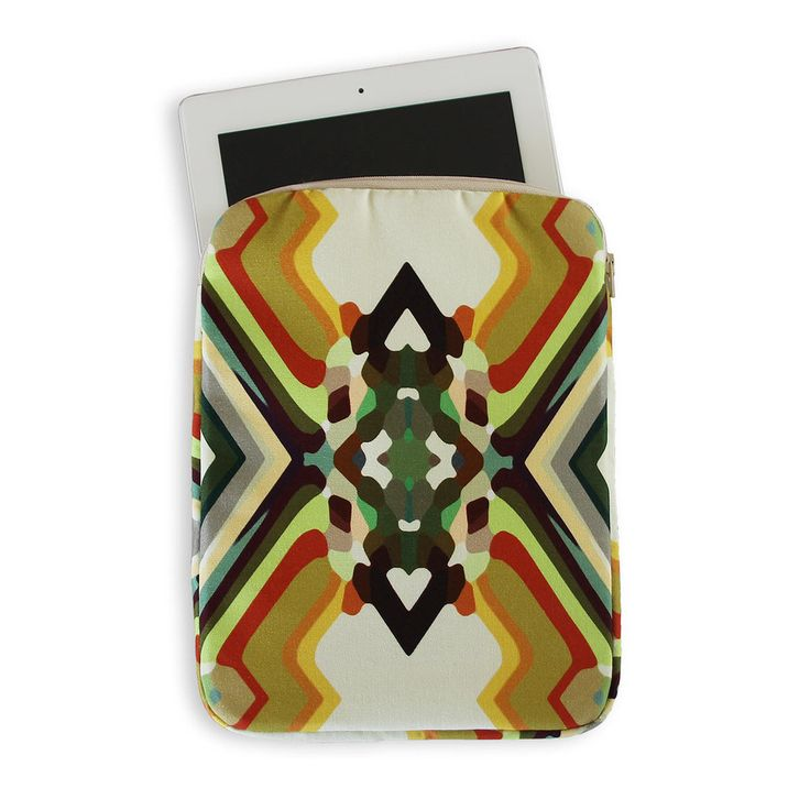 These contemporary colourful cases, are padded and lined with waterproof fabric so you can rest easy knowing your device is well protected from leaks, spills an
