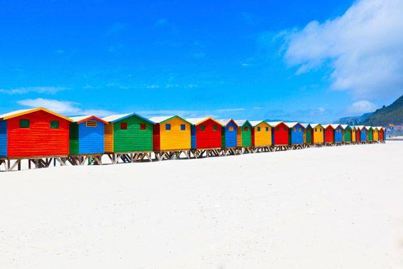 Tintes de África. - Capetown.