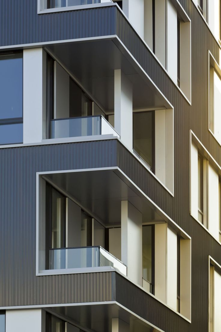 Image 8 of 18 from gallery of 48 LOGEMENTS - Vitry sur Seine / Gaëtan Le Penhuel Architecture. Photograph by Sergio Grazia