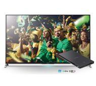 telewizor LED 3D Sony KDL-55W955B   mobilny serwer multimediów WG-C20NB