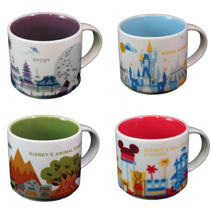 Disney Finds - Disney Mugs from Starbucks