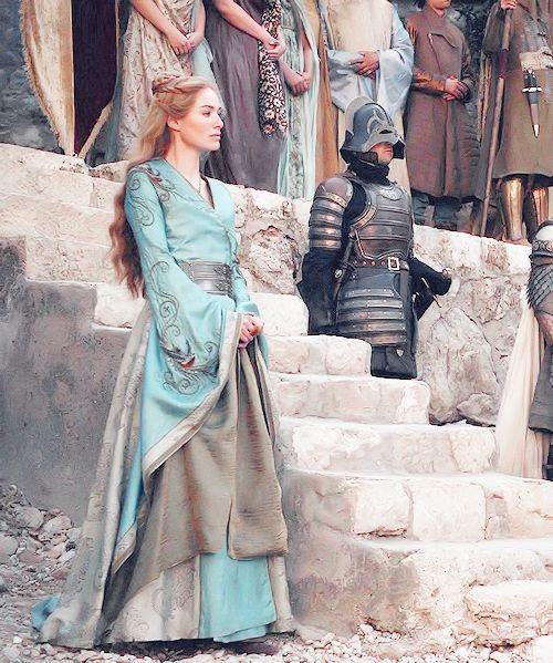 Cersei Lannister (Lena Headey) - Juego de tronos (tv)