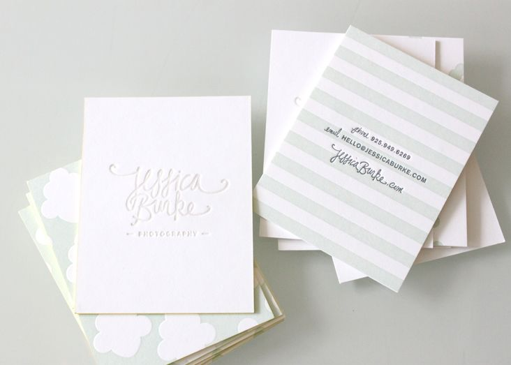 signature style logo - branding for Jessica Burke by stitch