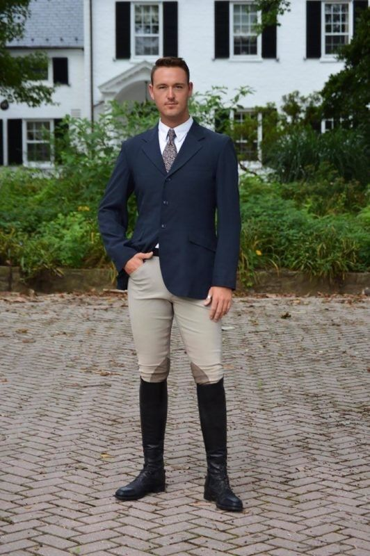Christopher Webb | Formal men outfit, Riding outfit, Mens