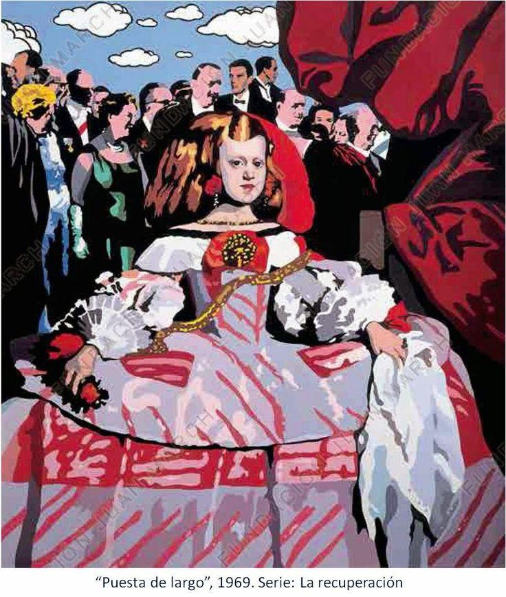 Manuel Valdés y Rafael Solbes El Pop art no fue un movimiento exclusivamente británico, donde se originó,o estadounidense pa...