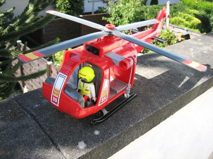 Playmobil++LKW++Hubschrauber+Wohnmobil+Motorräder++Ritter--viel Zubehör