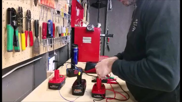 Does your li-ion battery fail to charge in the charger? This DIY method shows how to wake dormant Li-ion cells above thier low threshold voltage allowing the...