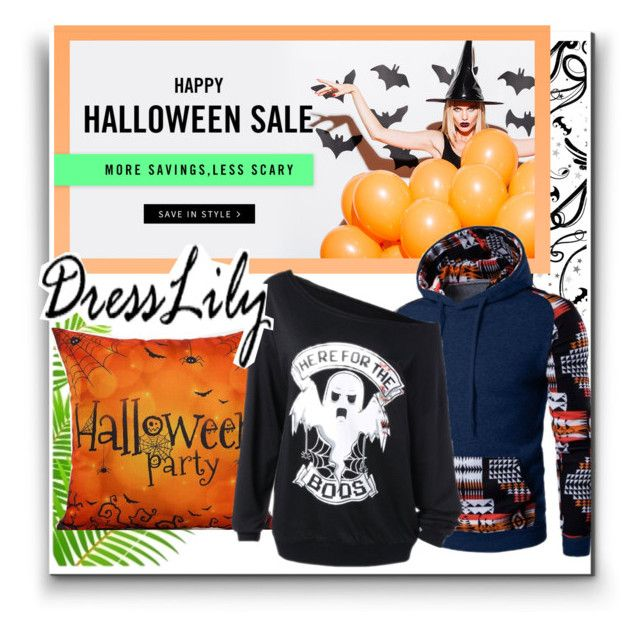"""Dresslily Halloween giveaway"" by danijela-3 ❤ liked on Polyvore"