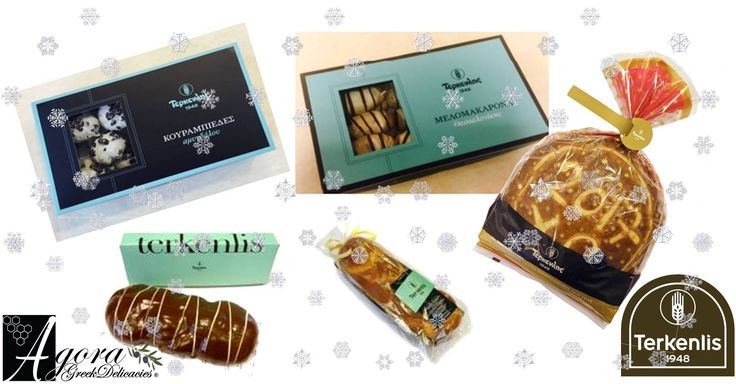 This is heaven! The Chrsitmas selection of the delicious Greek sweets, brioches and biscuits! Buy them online:ttps://www.agoragreekdelicacies.co.uk/christmas-sweets.html
