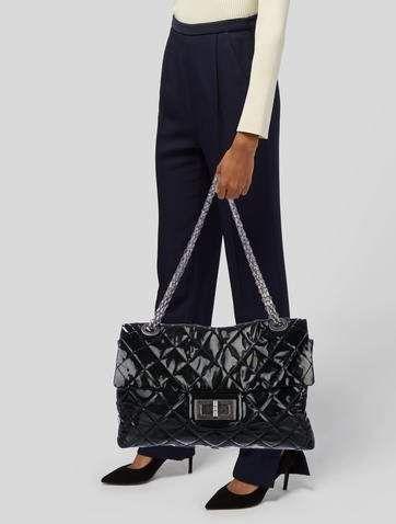 b27363bb781f0f Chanel XL Reissue Flap Bag #XL#Chanel#Reissue | Fashion Apparel Chic ...