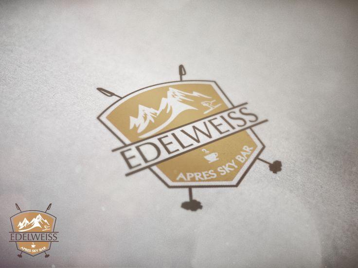 """Logo """"Edelweiss"""""""